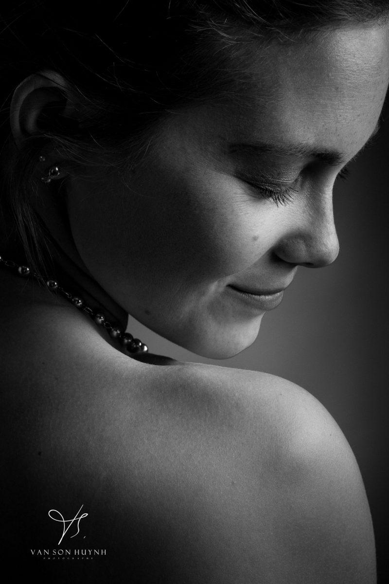 Photographe De Portrait Noir Et Blanc En Avignon 1