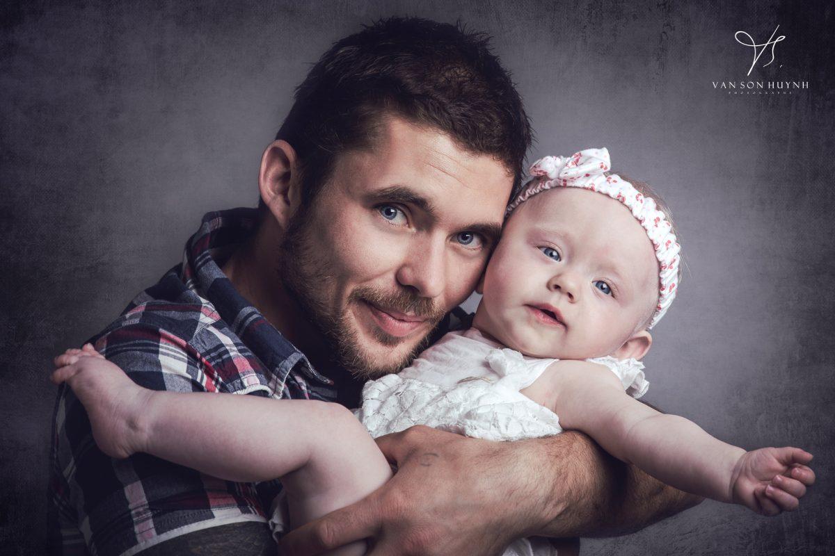 Photographie Papa Et Bébé à Avignon