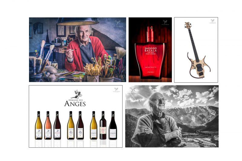 photographe de packshot de bouteilles de vin en avignon