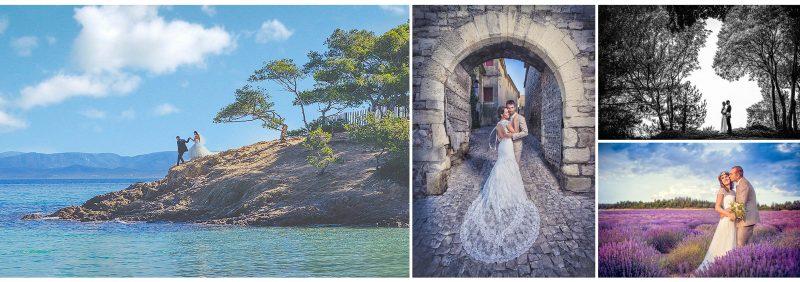 1 photo de mariage en avignon dans le vaucluse