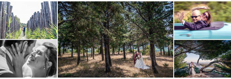 10 photos mariage avignon et alentours