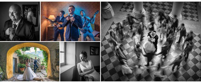 3 photographie de mariage lors des préparatifs à avignon