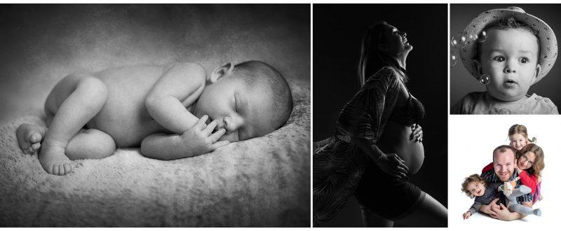 photo de bébé avec pose sur avignon
