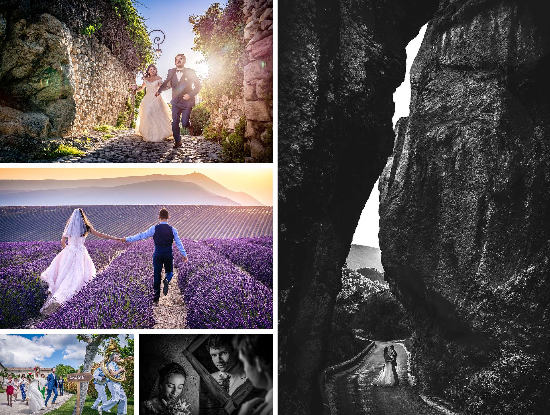 6 photographe mariage vaison la romaine